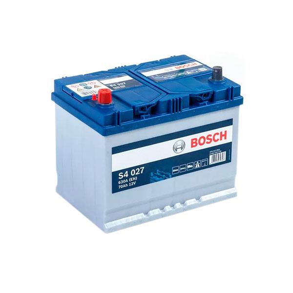 """Аккумулятор Bosch 70Ah """"-  +"""" (570412)"""