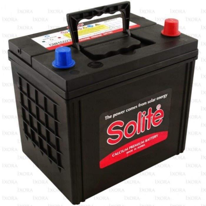 Аккумуляторная батарея Solite SMF о.п. 70 - 6СТ АПЗ
