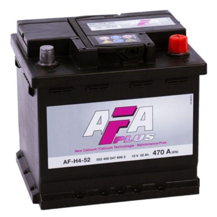 Аккумуляторная батарея AFA AF-D26L, 68 А/ч - 6СТ АПЗ выс. обратная полярность