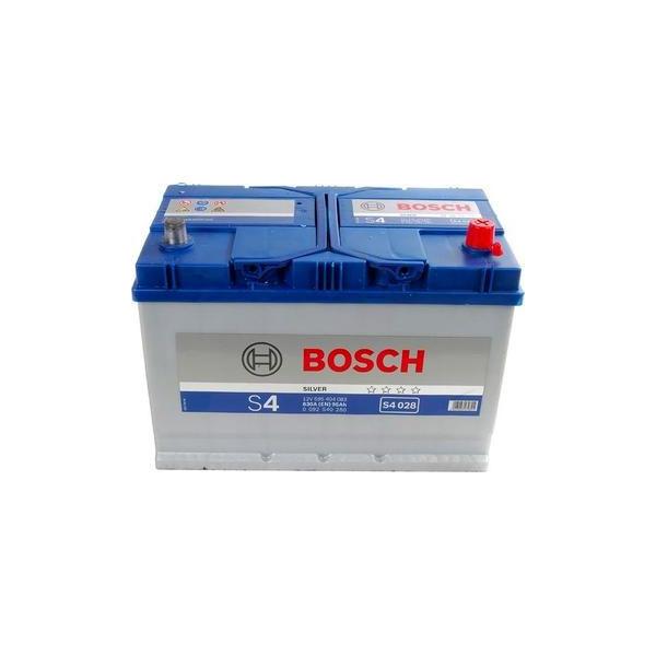 """Аккумулятор Bosch 95Ah """"-  +"""" (595404)"""