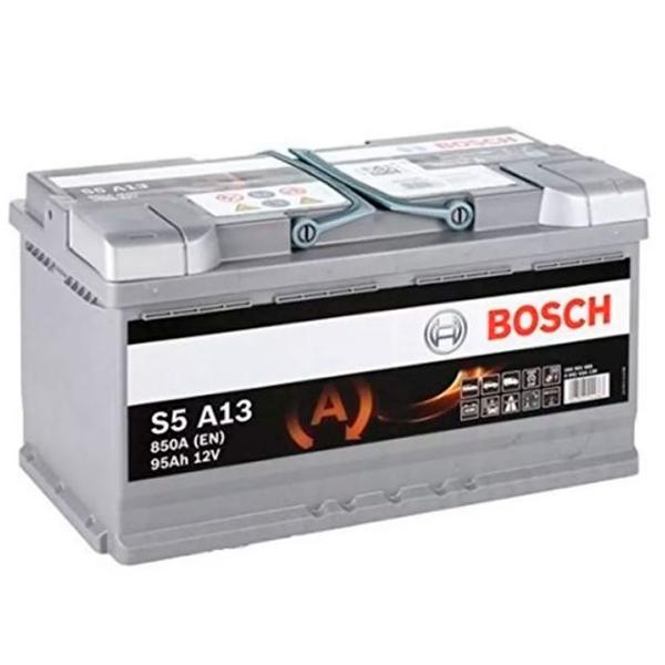 """Аккумулятор Bosch 95Ah """"-  +"""" (595901)"""