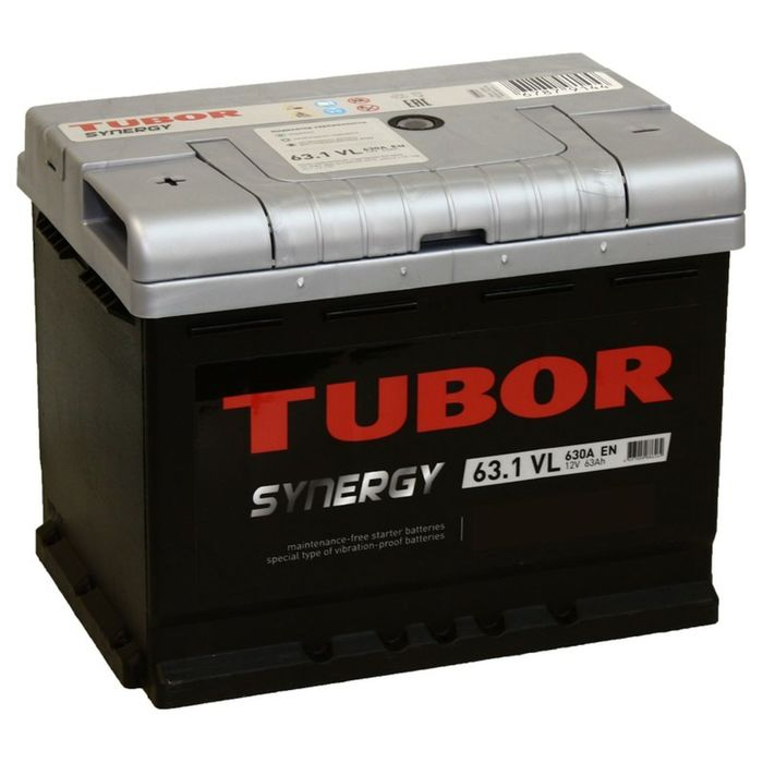 Аккумуляторная батарея Tubor Synergy 63 Ач