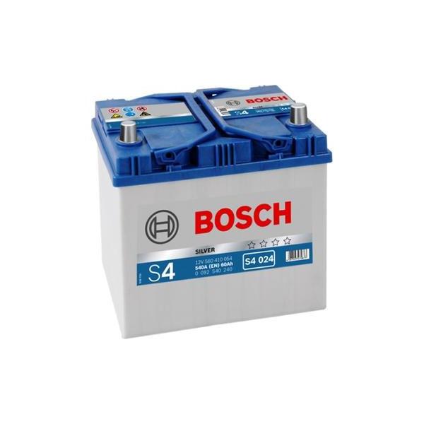 """Аккумулятор Bosch 60Ah """"-  +"""" (560410)"""