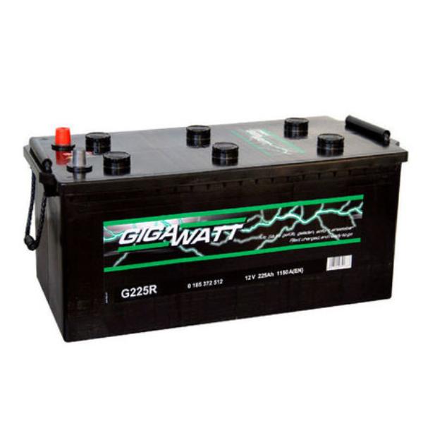 """Аккумулятор Gigawatt 225Ah """"+ -"""" (725012)"""