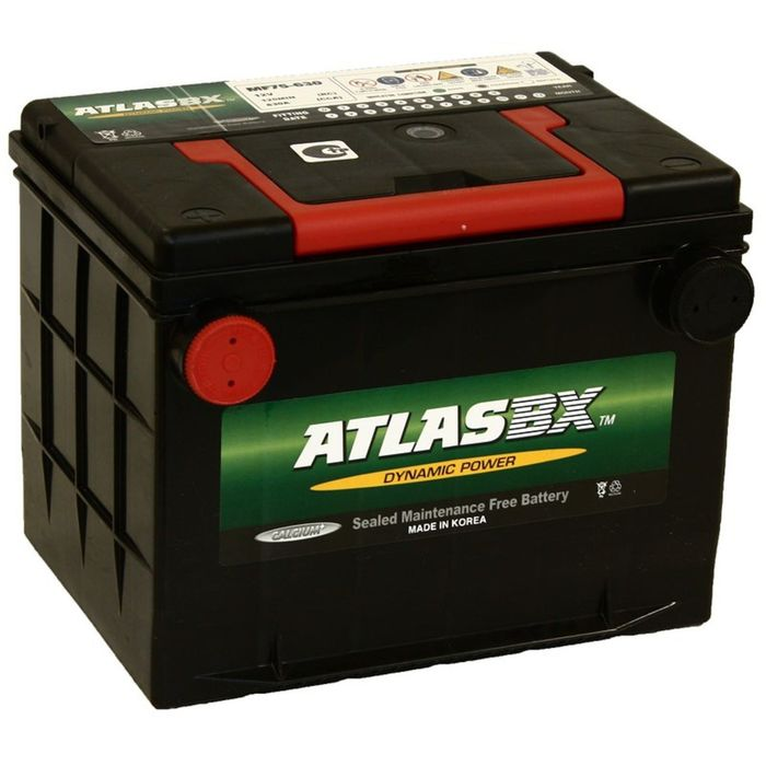 Аккумуляторная батарея Atlas 70 Ач MF 75-630 125RC
