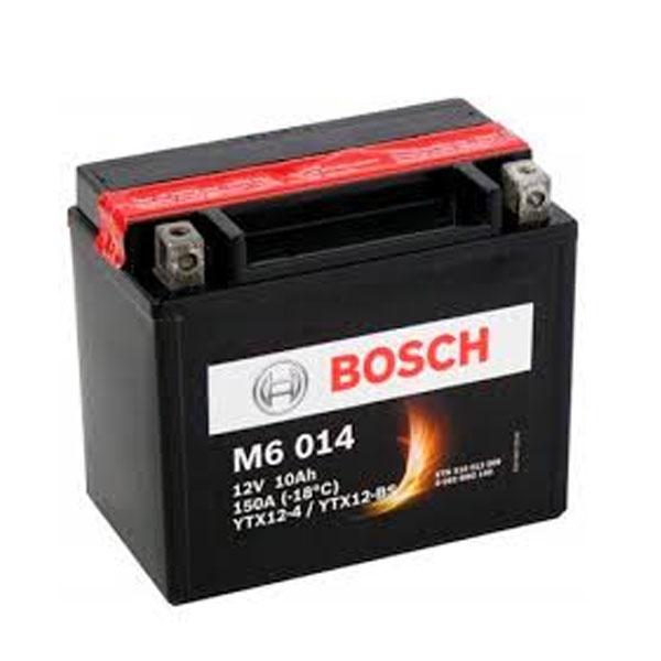 """Аккумулятор Bosch 10Ah """"+  -"""" (510012)"""
