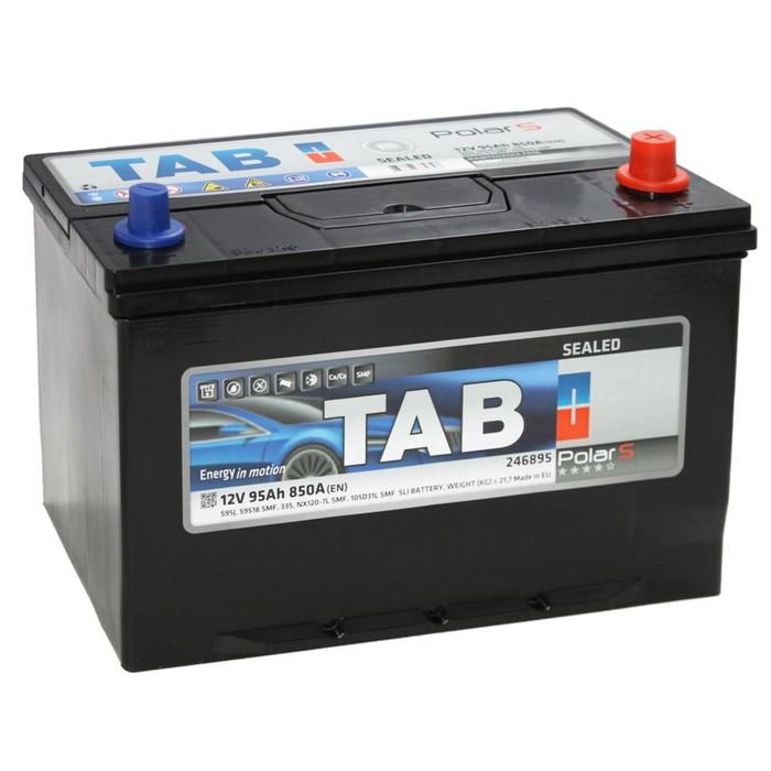 Аккумуляторная батарея TAB Polar 95 А/ч - 6СТ АПЗ выс.обратная полярность