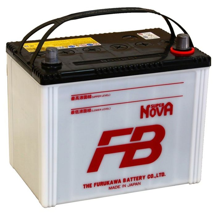 Аккумуляторная батарея FB SUPER NOVA 68 Ач, обратная полярность 80D26L