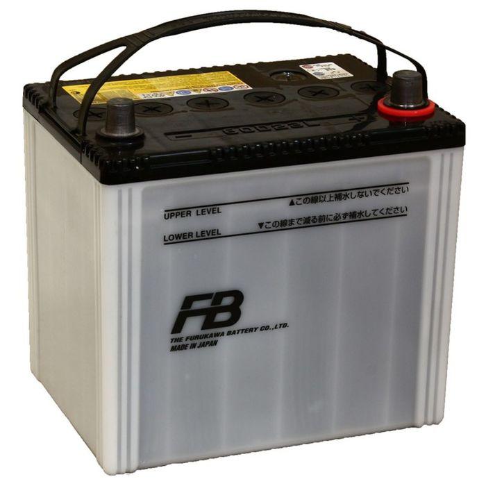 Аккумуляторная батарея FB7000 68 Ач, обратная полярность 80D23L