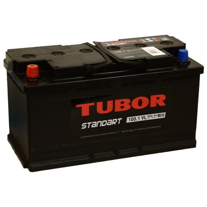 Аккумуляторная батарея Tubor Standart 100 Ач