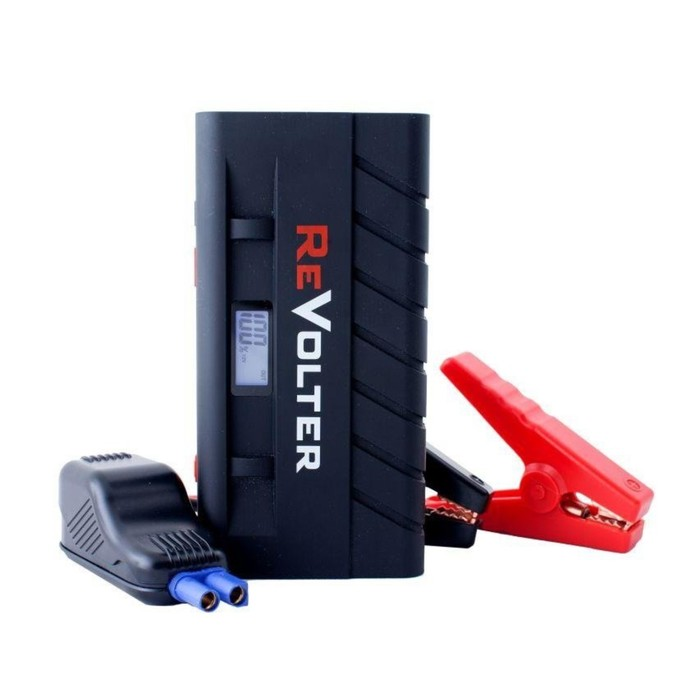 Мобильный многоцелевой источник питания Revolter Nitro, с функцией стартера