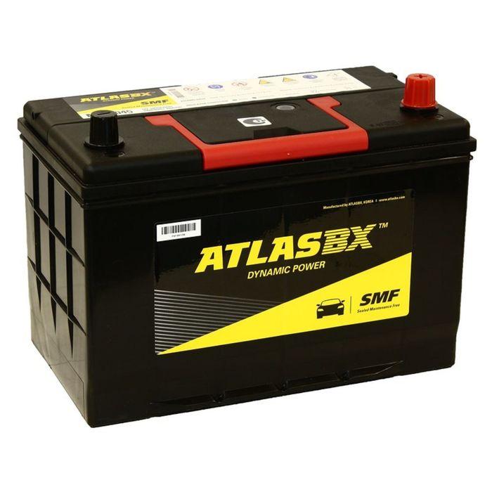 Аккумуляторная батарея Atlas 100 Ач, обратная полярность MF 60045 (D31FL)