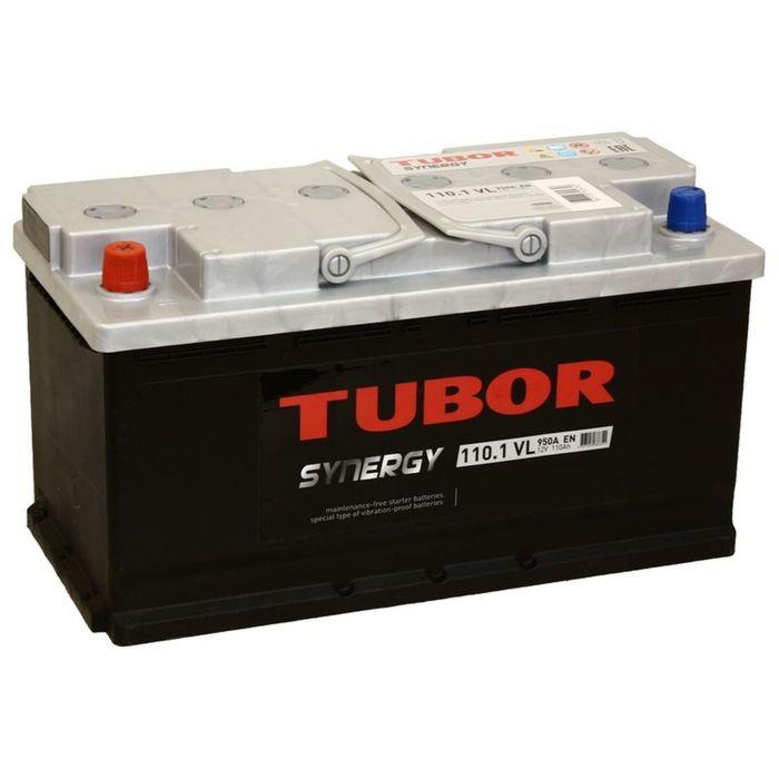 Аккумуляторная батарея Tubor Synergy 110 Ач