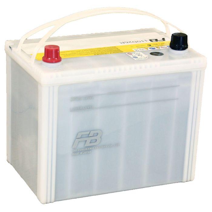 Аккумуляторная батарея FB9000 80 Ач 110D26R