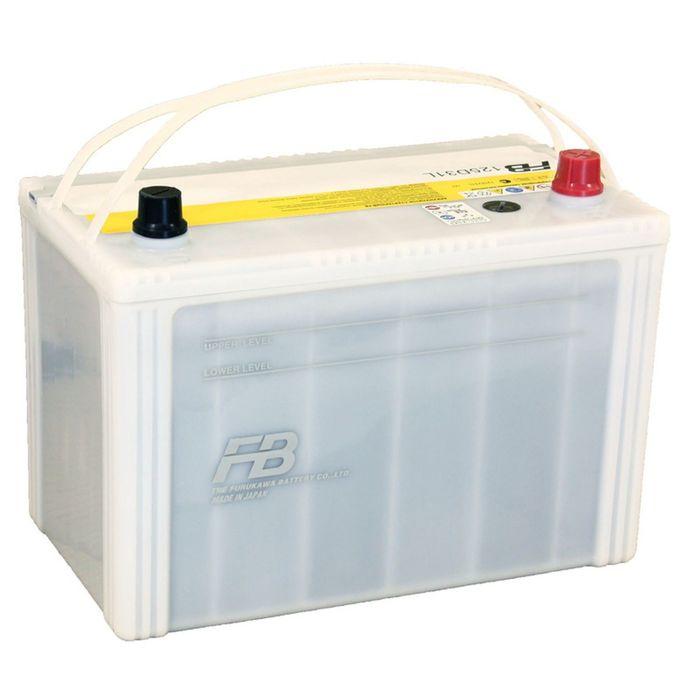 Аккумуляторная батарея FB9000 92 Ач, обратная полярность 125D31L