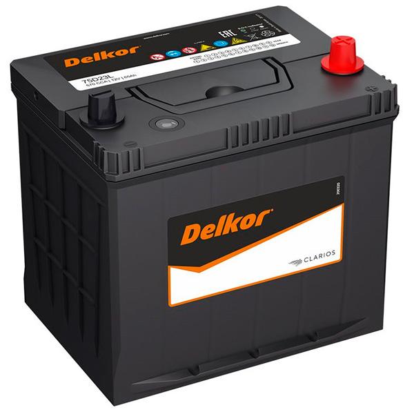 Аккумулятор Delkor 75D23R