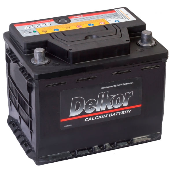 Аккумулятор Delkor 56219