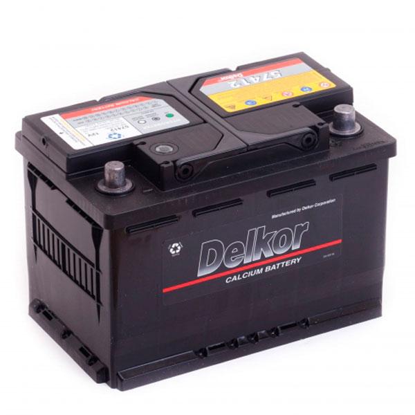 Аккумулятор Delkor 57412