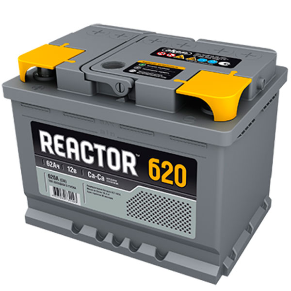 Аккумулятор Аком Reactor  6CT-62Ah L