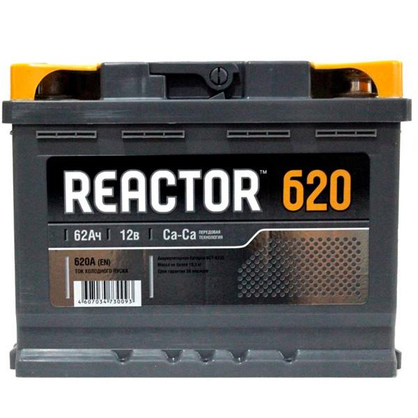 Аккумулятор Аком Reactor 6CT-62Ah R