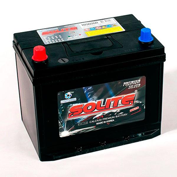 Аккумулятор Solite 105D26R