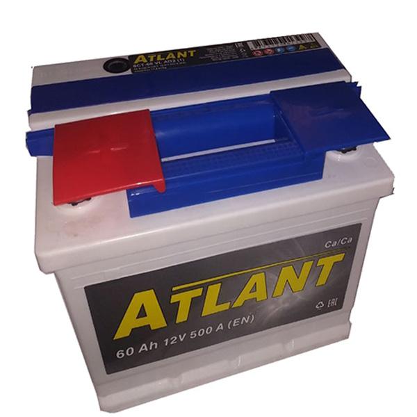 Аккумулятор Kainar Atlant 6СТ-60Ah АПЗ +/-