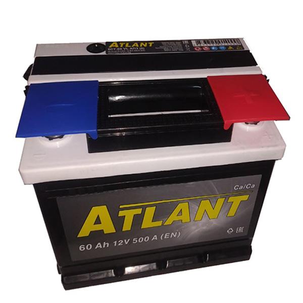Аккумулятор ATLANT Kainar 6СТ-60Ah АПЗ -/+