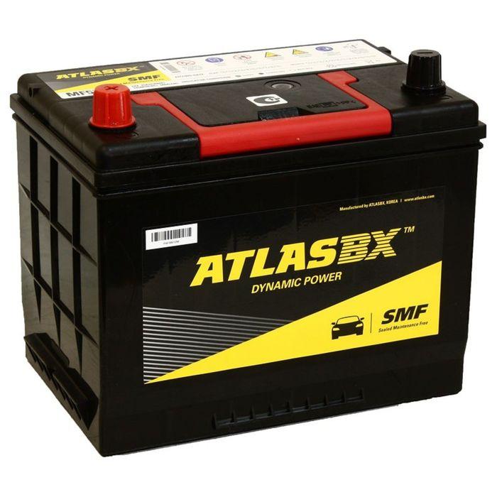 Аккумуляторная батарея Atlas 70 Ач MF 57024