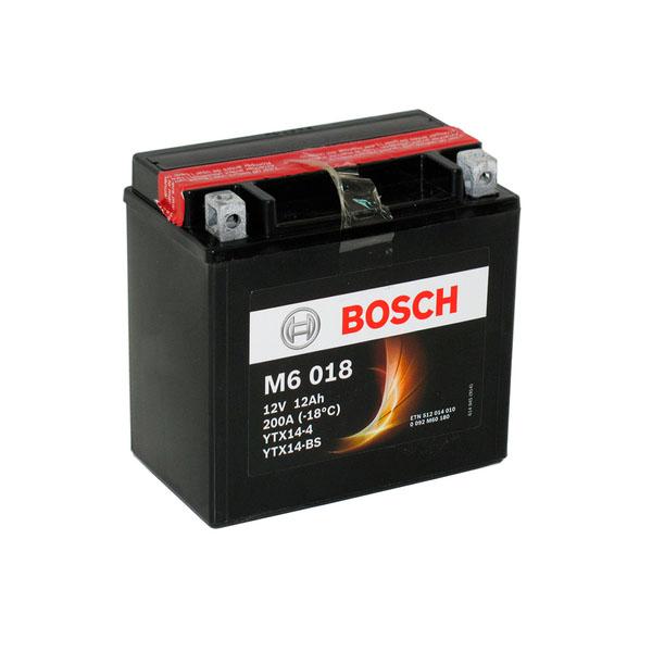 """Аккумулятор Bosch 12Ah """"+  -"""" (512014)"""