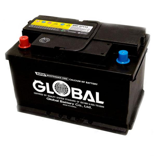Аккумулятор Global Battery 57113