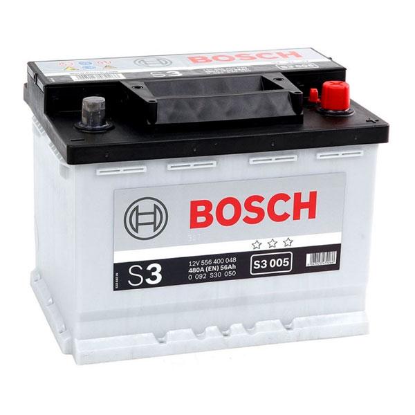 Аккумулятор Bosch 56Ah (556400)