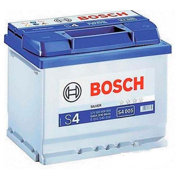 Аккумулятор Bosch 60Ah (560408)