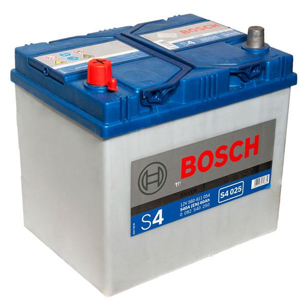 Аккумулятор Bosch 60Ah (560411)