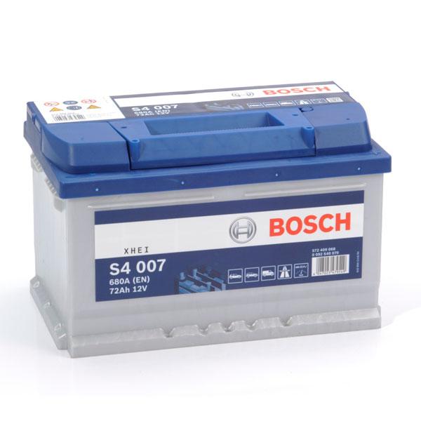 Аккумулятор Bosch 72Ah (572409)