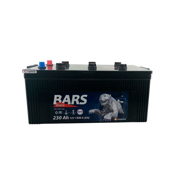 Аккумулятор Барс 6СТ-230Ah
