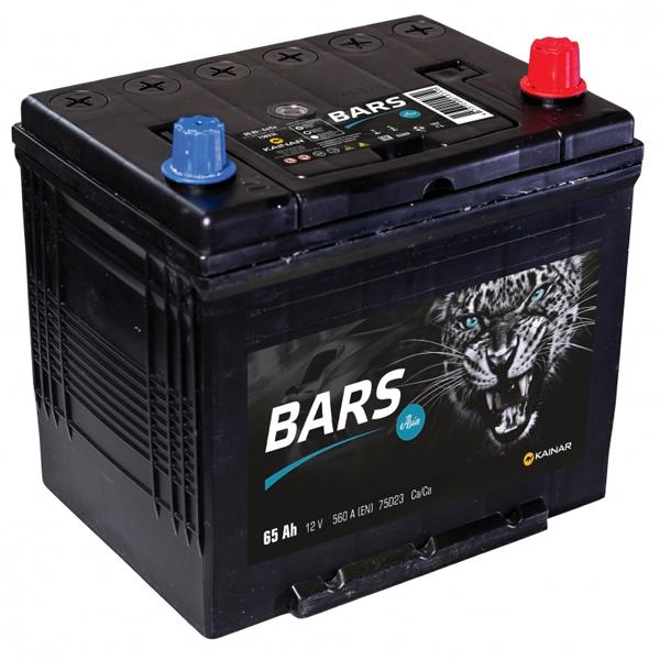 Аккумулятор Барс Asia 6CT-65Ah -/+