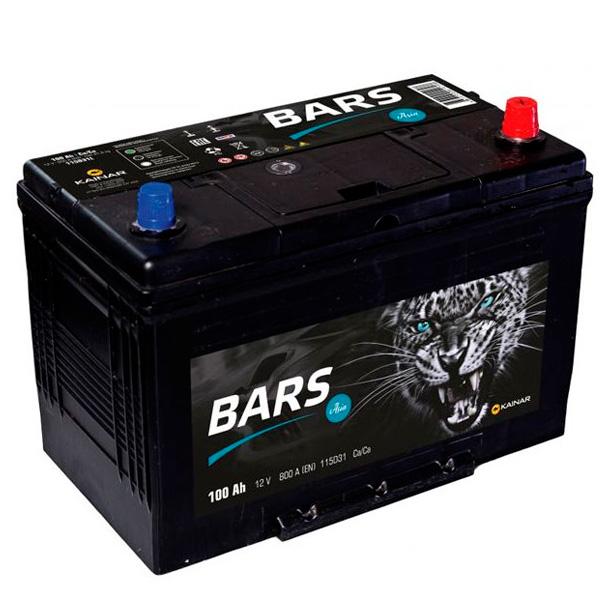 Аккумулятор Барс Asia 6CT-100Ah -/+