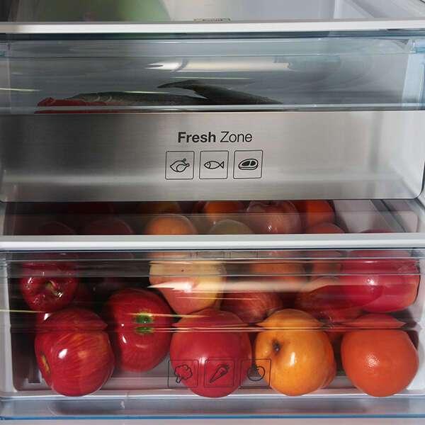 Холодильник Samsung RB37K63411L/WT
