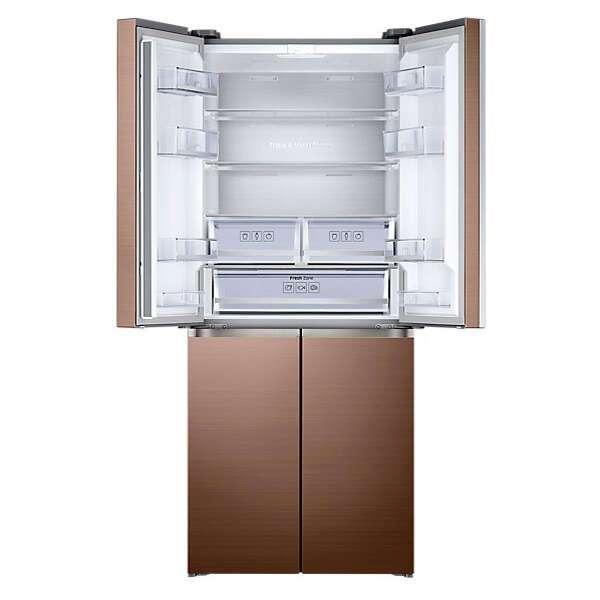 Холодильник Samsung RF50K5961DP/WT