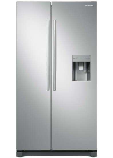 Холодильник Samsung RS52N3203SA /WT