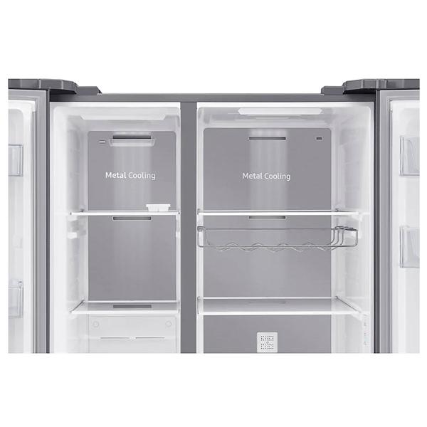 Холодильник Samsung RS61R5041SL/WT