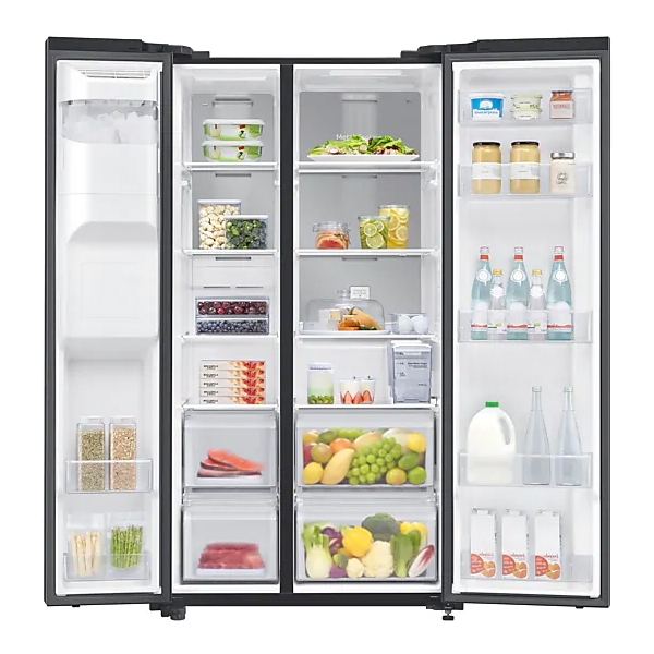 Холодильник Samsung RS64R5331B4/WT