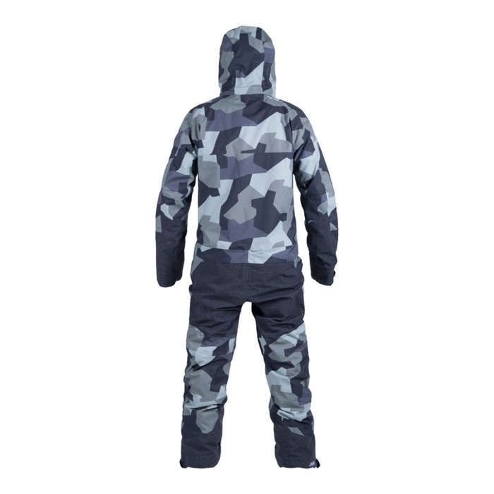 Комбинезон Jethwear Freedom без утеплителя, размер L, серый, камуфляж