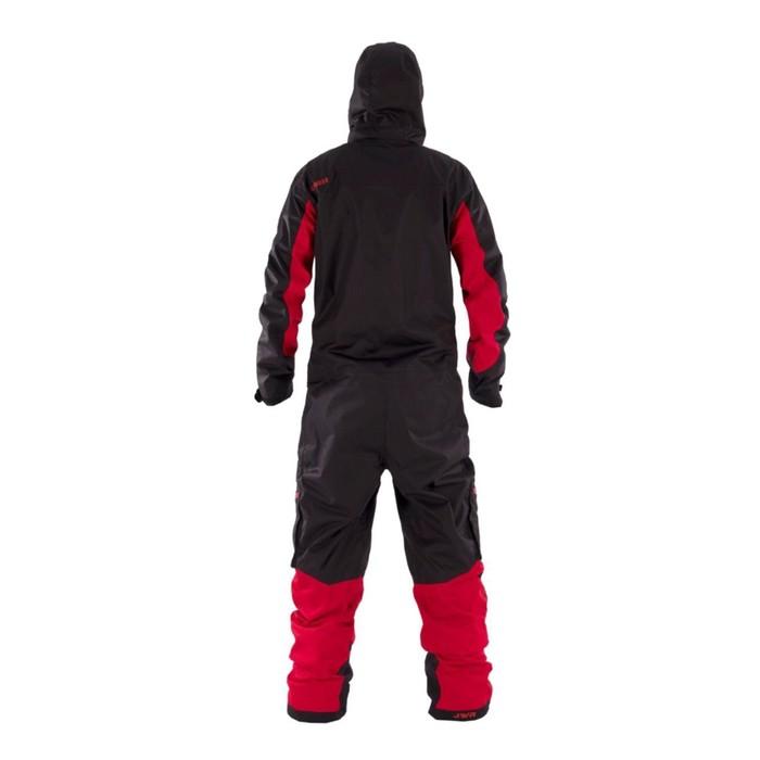 Комбинезон Jethwear The One без утеплителя, размер M, чёрный, красный