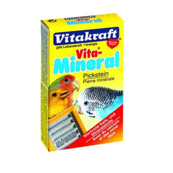 Камень VITAKRAFT для птиц минеральный, 1 шт