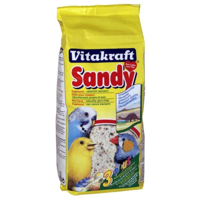 Песок VITAKRAFT SANDY для птиц 2,5кг