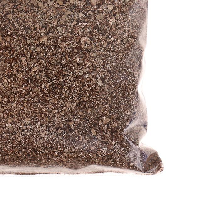 Минеральный кормовой сорбент «Вермикулит» для декоративных птиц, 80 мл