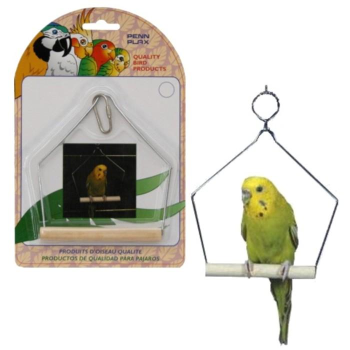 """Игрушка PENN-PLAX """"Качели"""", для птиц"""