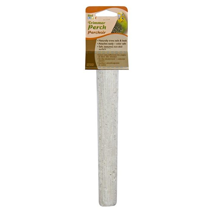 Жердочка PENN-PLAX, для птиц, 20х4см, минеральная