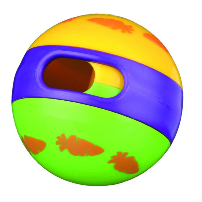 Мяч Trixie для лакомств для кроликов, ø 6 cm